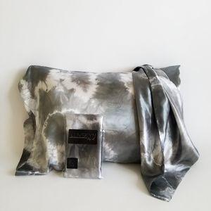 Vegan Silk Satin Pillowcase